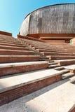 Architectuur, auditorium Royalty-vrije Stock Foto