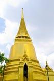 Architectuur bij Emerald Buddha-tempel Royalty-vrije Stock Afbeeldingen
