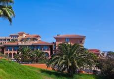 Architectuur bij het eiland van Tenerife - de Canarische Eilanden Royalty-vrije Stock Afbeelding
