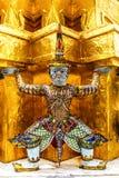 Architectuur boeddhistisch kunstwerk Stock Afbeeldingen