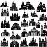 Architectuur christendom Royalty-vrije Stock Foto
