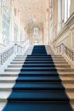 Architectuur: De trap van Madama van Palazzo Stock Fotografie