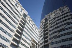 Architectuur Den Haag/architectuur Den Haag Stock Foto's