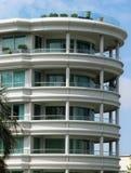Architectuur - flat Royalty-vrije Stock Afbeeldingen
