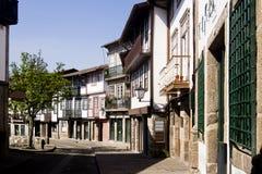 Architectuur Guimaraes Portugal Royalty-vrije Stock Fotografie