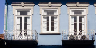 Architectuur Guimaraes Portugal Royalty-vrije Stock Afbeeldingen