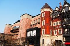 Architectuur Hokkaido Royalty-vrije Stock Fotografie