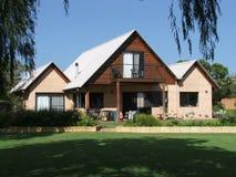 Architectuur - huis stock foto