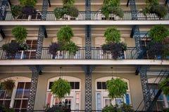 Architectuur met poorten Royalty-vrije Stock Foto's