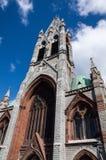 Architectuur Neogotische stijl Royalty-vrije Stock Afbeeldingen