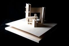 Architectuur ontwerp-1 stock afbeelding