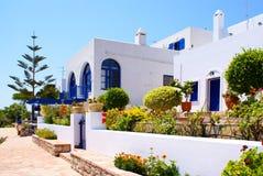 Architectuur op eiland Kythera Stock Fotografie