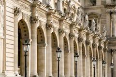 Architectuur in Parijs Stock Foto