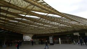 Architectuur in Parijs Stock Afbeeldingen