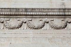 Architectuur in Rome Royalty-vrije Stock Foto's