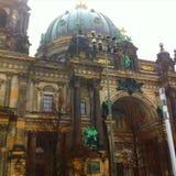 Architectuur van Berlijn stock afbeelding