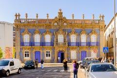 Architectuur van Braga, Portugal stock fotografie