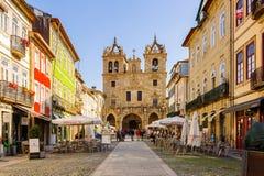 Architectuur van Braga, Portugal royalty-vrije stock foto's