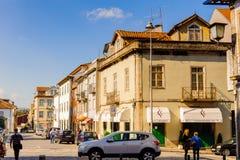 Architectuur van Braga, Portugal royalty-vrije stock foto