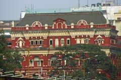 Architectuur van Calcutta Stock Afbeelding