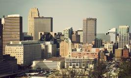 Architectuur van Cincinnati Stock Afbeeldingen