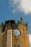 Architectuur van de klokketoren Royalty-vrije Stock Fotografie