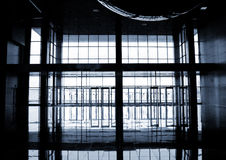 Architectuur van de moderne bouw Stock Fotografie