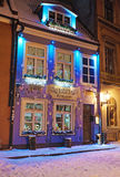 Architectuur van de Oude Stad van Riga Royalty-vrije Stock Afbeeldingen