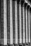 Architectuur van de stad stock afbeelding