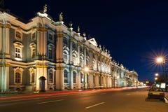 Architectuur van de stad st. Petersburg Royalty-vrije Stock Foto's
