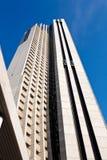 Architectuur van het langste hotel in Europa Stock Fotografie