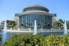 Het Palm Beach van het Westen van het Centrum van de kunst Royalty-vrije Stock Fotografie