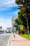 Architectuur van Los Angeles, Californië, de V.S. Royalty-vrije Stock Foto's