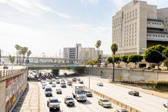 Architectuur van Los Angeles, Californië, de V.S. Stock Fotografie