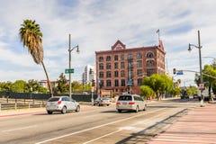 Architectuur van Los Angeles, Californië, de V.S. Royalty-vrije Stock Fotografie