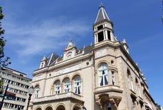 Architectuur van Luxemburg Stock Afbeeldingen