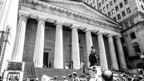 Architectuur van Manhattan Stock Fotografie