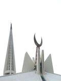 Architectuur van Moskee Stock Afbeeldingen