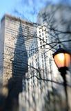 Architectuur van New York Stock Afbeelding