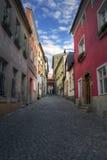 Architectuur van Olomouc Stock Afbeeldingen