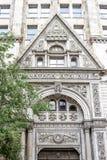 Architectuur van Philadelphia, Witherspoon-de Bouw, Historische Plaats royalty-vrije stock fotografie