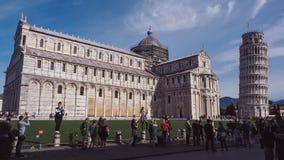 Architectuur van Pisa, Italië royalty-vrije stock afbeelding