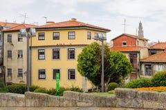 Architectuur van Porto, Portugal royalty-vrije stock foto's