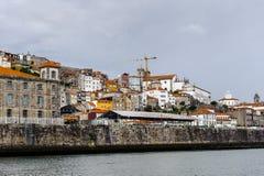 Architectuur van Porto, Portugal royalty-vrije stock fotografie