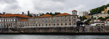 Architectuur van Porto, Portugal stock fotografie