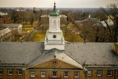 Architectuur van Princeton stock afbeelding