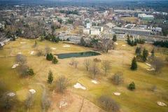 Architectuur van Princeton royalty-vrije stock foto's