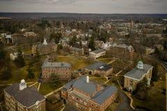 Architectuur van Princeton stock fotografie