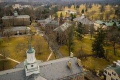 Architectuur van Princeton stock afbeeldingen