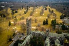 Architectuur van Princeton stock foto's